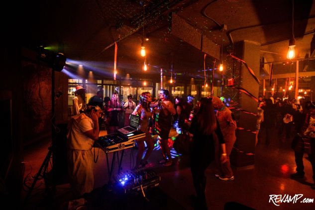 Frightful Fun At Nick's Riverside Grill Halloween Party - Revamp™